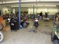Mason City Powersports Service Department