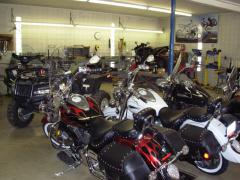 Mason City Powersports Service Department 2